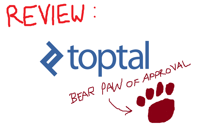 Review: Toptal hiring process