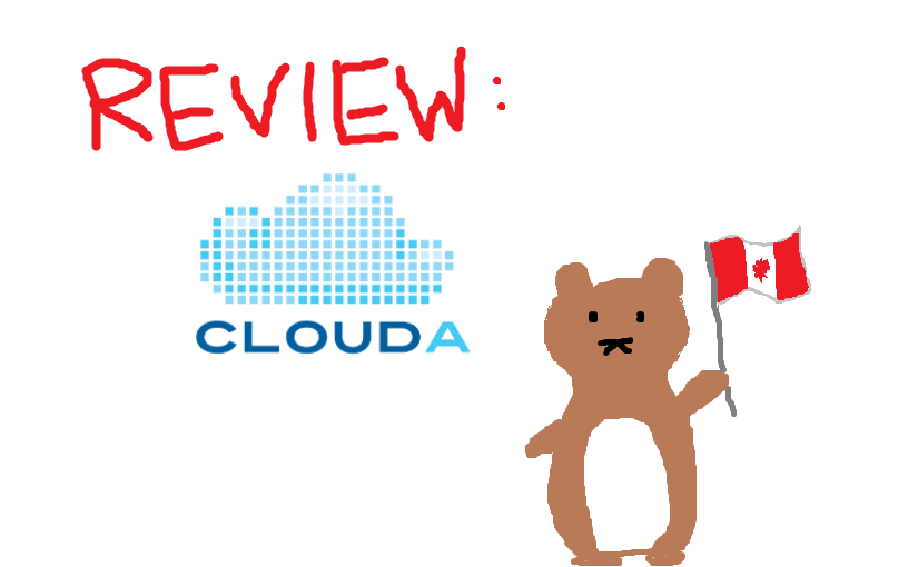 Review: Cloud A – Canadian Cloud Server Hosting