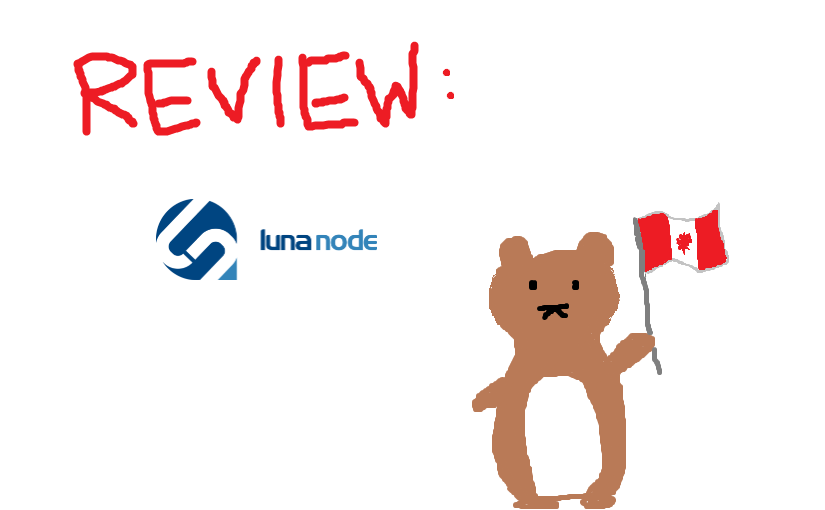 Review: LunaNode Cloud Hosting